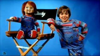 ★THE MAKING OF CHILD'S PLAY! 🔪THE BIRTH OF CHUCKY/CREATING THE HORROR/UNLEASHED©💀1080pHD✔💯