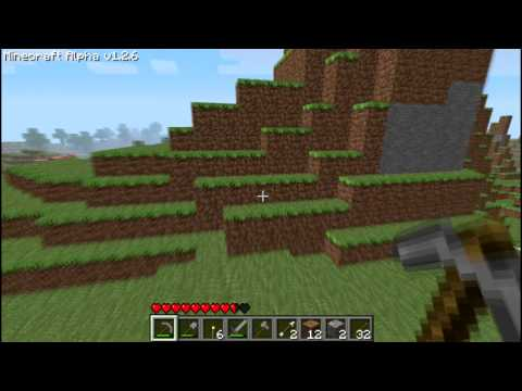 preview-Let\'s Play Minecraft! - 002 - Putting the down payment on my Mountain Home (ctye85)