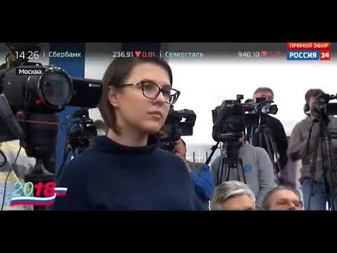Грудинин вызывает Путина на дебаты