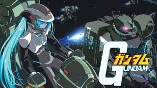 Download Lagu Hatsune Miku - Fly! Gundam ( Opening Gundam 0079 ) Full Size Mp3