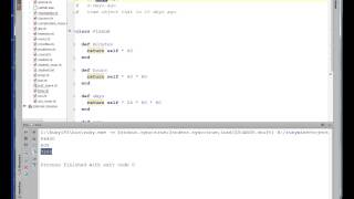 Ruby II - Extending Fixnum Class - Lecture 17