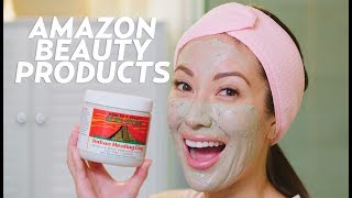 Video I Tried Best-Selling Amazon Beauty Products!   Beauty with Susan Yara MP3, 3GP, MP4, WEBM, AVI, FLV Maret 2019