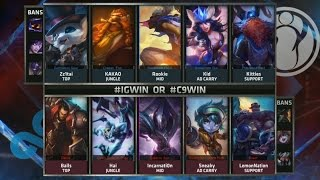 Video IG vs C9 Highlights - INVICTUS GAMING vs CLOUD9 - S5 WORLDS 2015 GROUP STAGE MP3, 3GP, MP4, WEBM, AVI, FLV Agustus 2018