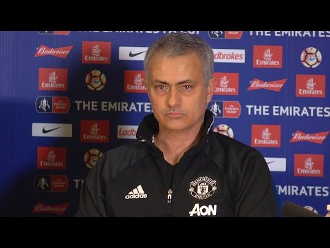 Chelsea 1-0 Manchester United - Jose Mourinho Full Post Match Press Conference \