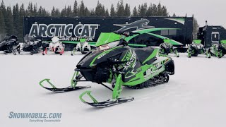 9. 2015 Arctic Cat ZR6000 RR