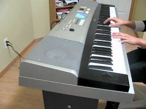 Adele – Set Fire To The Rain (HQ piano cover)
