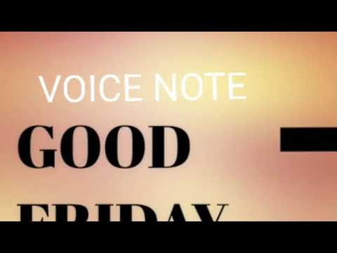 GOOD FRIDAY SPECIAL WITH IYAIBADAN PART2