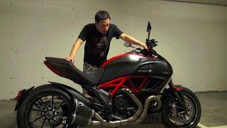 9. 看你�師摩托車介紹 - Ducati Diavel