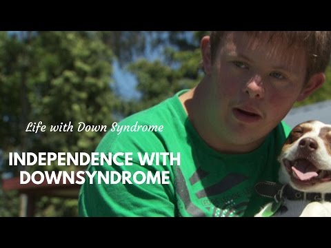 Veure vídeo Living Independently with Down Syndrome