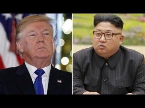 Trump tweet to Kim Jong Un: My button works