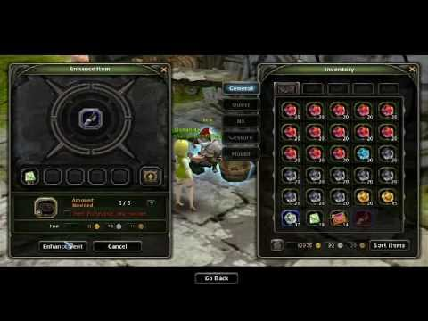 dragon nest enhance extract 13 s green dragon nest dn