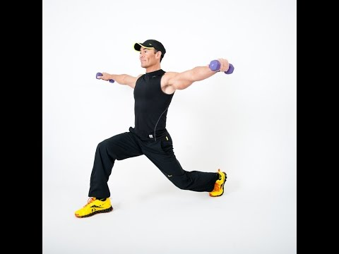 Beginner's Full Body Workout with Dumbbells with Trainer Marcelo Vazquez