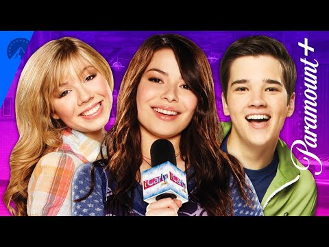 """🔴 iCarly Full Episode """"""""iKiss"""""""" Marathon! 💋   Paramount+: The Mountain is here"""