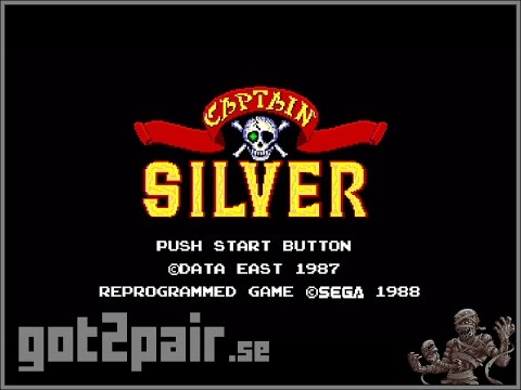 Captain Silver - Master System