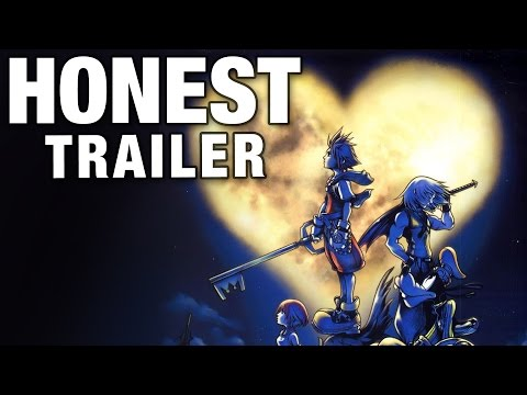 KINGDOM HEARTS (Honest Game Trailers)