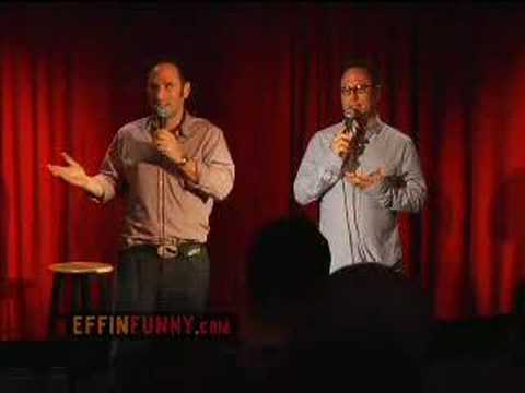 The Sklar Brothers Effinfunny Stand Up - Vons vs. Jons