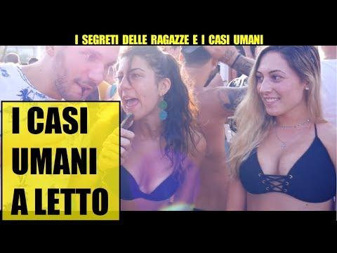 I SEGRETI DELLE RAGAZZE! i CASI UMANI - Interviste Alcoliche - Giacomo Hawkman