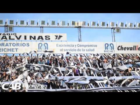 All Boys 2-0 Chicago | compilado de la hinchada en el clásico - La Peste Blanca - All Boys