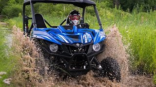 1. TEST RIDE: 2015 Yamaha Wolverine R-Spec