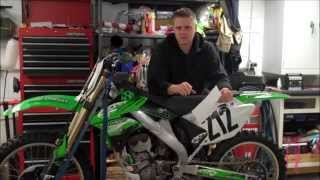 4. How-To: KX250F Jetting Specs