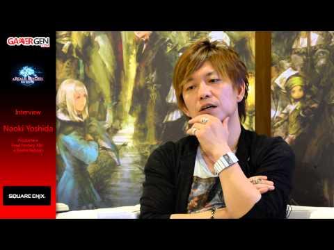 Final Fantasy XIV: a Realm Reborn – Naoki Yushida nous explique une journée typique de travail