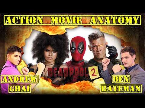 Deadpool 2 (2018) | Action Movie Anatomy