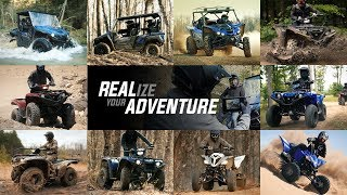 7. The 2019 Yamaha ATV & Side-by-Side Product Line