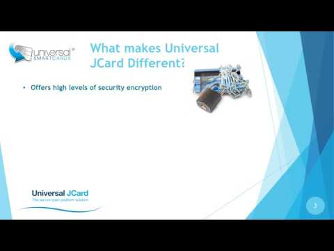 Universal JCard Overview