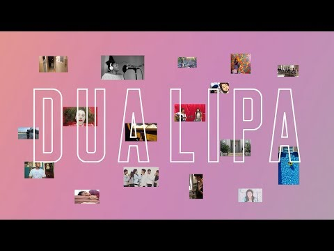 #DuasNewRules - Dua Lipa New Rules Fan video