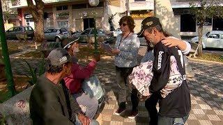 Garça: projeto acolhe e dá novo caminho a moradores de rua