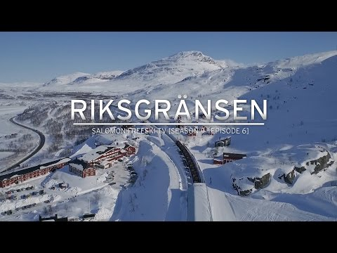Riksgränsen - Salomon Freeski TV S9 E6 - ©Salomon Freeski TV