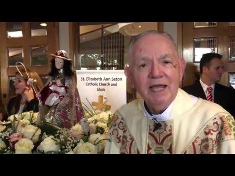 Misa a la Divina Pastora en Houston, Texas - EE.UU