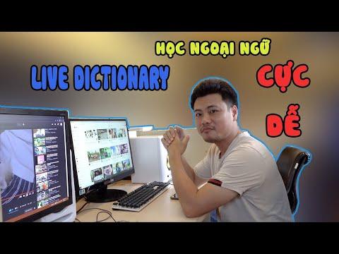 LIVE DICTIONARY - Từ Điển Sống Cho Trẻ