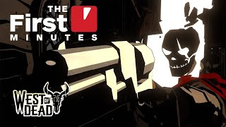 The First 15 Minutes of West of Dead (Beta) by IGN