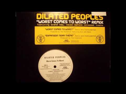 Dilated Peoples - Worst Comes To Worst (Remix Instrumental)