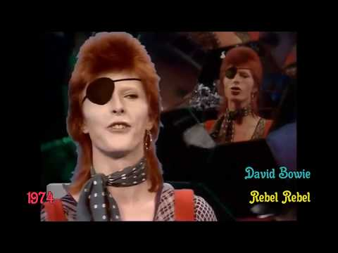 The 50 Greatest Glam Rock Songs (1971-1979)