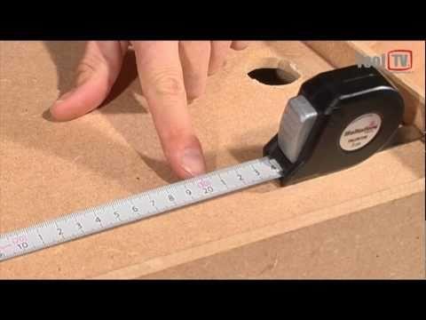 Hultafors Massband Talmeter Produktvideo