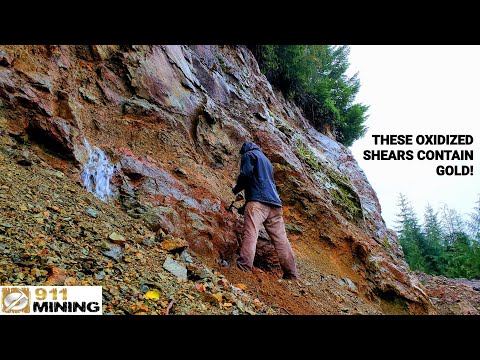 Finding The Last Gold Of 2020 (Massive Shear With Free Gold!)