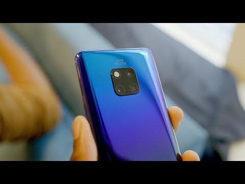 Huawei Mate 20 Pro Impressions: Underrated?_Legjobb videók: Tech