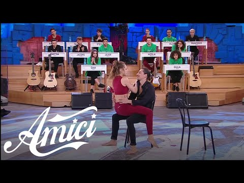 Amici 19 - Talisa - What have I done