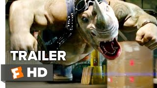 Nonton Teenage Mutant Ninja Turtles: Out of the Shadows 'Bebop & Rocksteady' Official Trailer (2016) HD Film Subtitle Indonesia Streaming Movie Download
