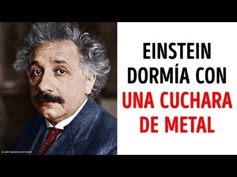 Frases inteligentes - 6 extraños hábitos de Einstein que pudieron haber contribuido a su genio