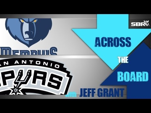 Memphis Grizzlies vs. San Antonio Spurs: NBA Picks – Game 1 Western Conference Finals