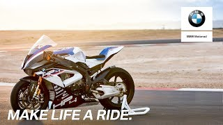 10. IN THE SPOTLIGHT: The new BMW HP4 RACE.