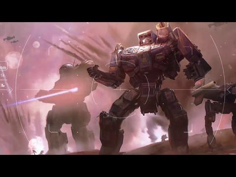 BattleTech — тизер №1