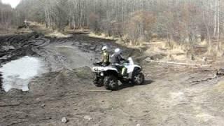 10. 2010 Arctic Cat Mud Pro 1000
