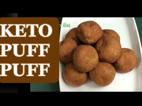 HOW TO MAKE KETO PUFF PUFF //BUFFLOAF//bofrot(EPIC RECIPE)