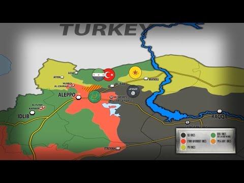 Война в Сирии: что будет после освобождения Алеппо? Русский перевод. (видео)