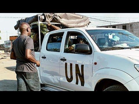 Λ.Δ. Κονγκό: Πρόσφυγες κρατούν ομήρους εργαζόμενους του ΟΗΕ