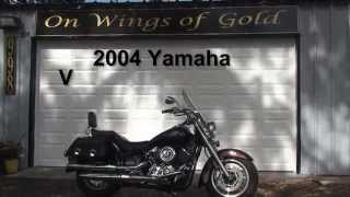 10. 2004 Yamaha V-Star Silverado